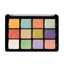 Viseart Eyeshadow Palette 12 Coy Open