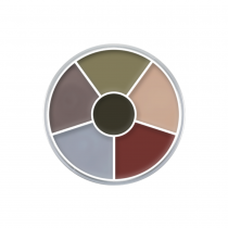 Kryolan Cream Color Circle Death