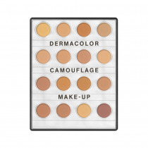 DermaColor Camouflage Mini Palette Medium