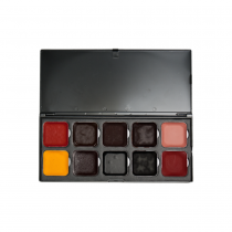 European Body Art Blood Palette