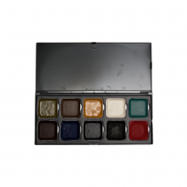 European Body Art Zombie Palette