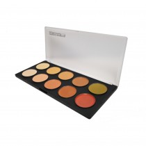 European Body Art EVO Cover Up Cream Palette