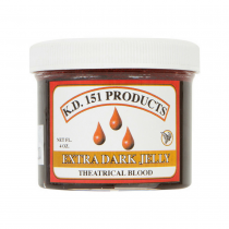 KD 151 Extra Dark Blood Jelly