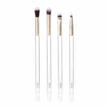 Jouer Make a Wish Eyeshadow Brush Kit with Pochette