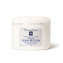 Fleurs De France Whipped Body Butter