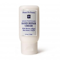 Fleurs De France Hand Repair Cream Bottle