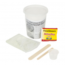 Foaming Sponge Gelatin Kit