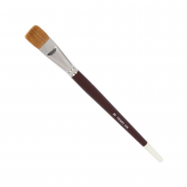 Makeup Brush Frends Flat Sable #18