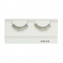 Frends Lashes 12 Black