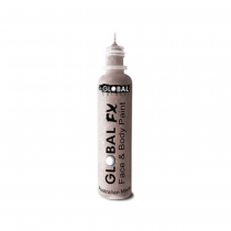 Glitter Gel Global FX Crystal White Holographic 1.2oz