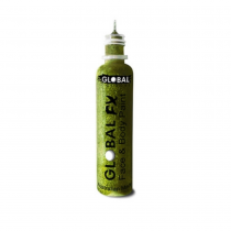 Glitter Gel Global FX Lime Green 1.2oz