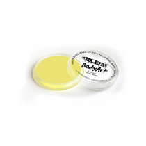 Global Body Art Face Paint Standard Light Yellow