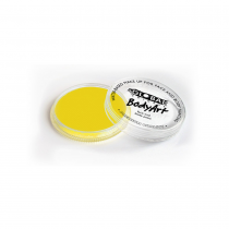 Global Body Art Face Paint Standard Yellow