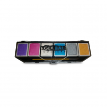 Global Body Art Palette Metallic & Pearl
