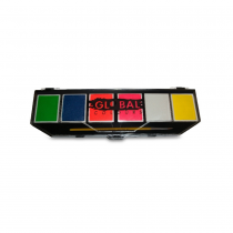 Global Body Art Palette Neon