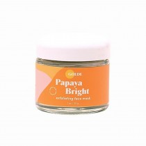 Golde Papaya Bright Face Mask