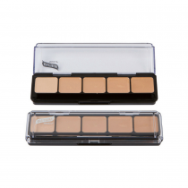 Graftobian HD Glamour Creme Palette Neutral #1