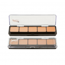 Graftobian HD Glamour Creme Palette Neutral #2