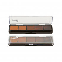 Graftobian HD Glamour Creme Palette Neutral #3