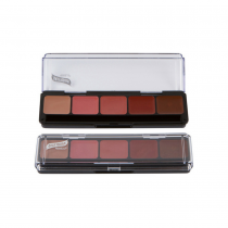 Graftobian HD Lip Color Palette Fashion Shades