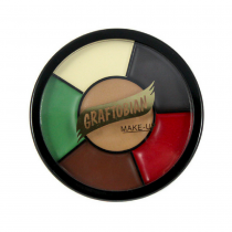 Graftobian RMG Bald Cap Wheel