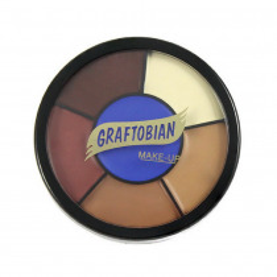 Graftobian RMG Bald Cap Wheel