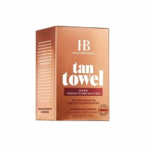Hautebronze Tan Towel Dark
