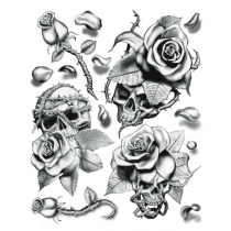 Hook Up Tattoos Rose Filler 2