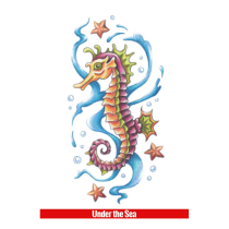 Hook Up Tattoos Under The Sea