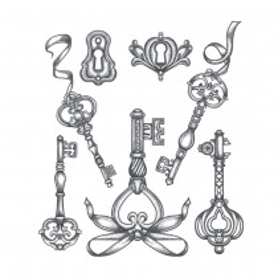 Hook Up Tattoos Key Filler