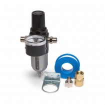 Iwata Moisture Filter with Pressure Regulator and Gauge