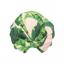 Kitsch Luxe Shower Cap Palm Leaves