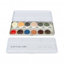Kryolan Rubber Mask Grease B Palette