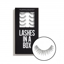 Lashes in a Box No 21 Ten Piece Eyelash Set