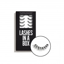 Lashes in a Box No 22 Ten Piece Eyelash Set