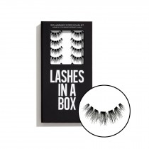 Lashes in a Box No 23 Ten Piece Eyelash Set