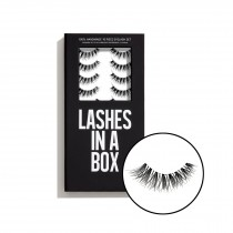 Lashes in a Box No 24 Ten Piece Eyelash Set