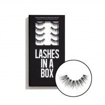Lashes in a Box No 26 Ten Piece Eyelash Set