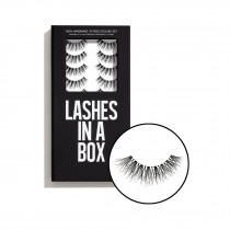 Lashes in a Box No 28 Ten Piece Eyelash Set