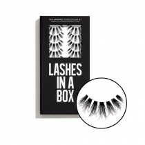 Lashes in a Box No 31 Ten Piece Eyelash Set