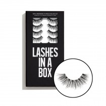Lashes in a Box No 32 Ten Piece Eyelash Set