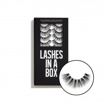Lashes in a Box No 33 Ten Piece Eyelash Set