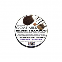 London Brush Shampoo Goat Milk English Lavender 6oz