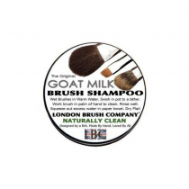 London Brush Shampoo Goat Milk Naturally Clean 6oz
