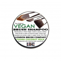 London Brush Shampoo Vegan Young Coconut Milk 6oz