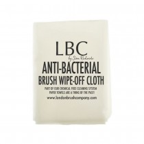 London Brush Company Anti Bacterial Re-Usable Drying Cloth