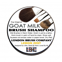 London Brush Shampoo Lemon 2oz