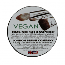 London Brush Shampoo Vegan 1oz