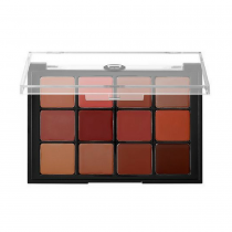 Makeup Palette Viseart Lip 02 Neutral