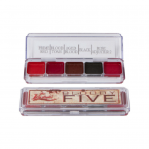 Makeup Palettes Skin Illustrator Bloody Five
